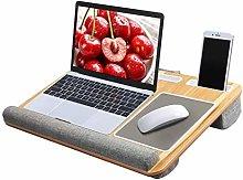 LYLSXY Tables,Portable Lap Laptop Desk, Portable