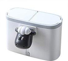 LYLSXY Trash Can,Modern Mini Wastebasket Trash Can