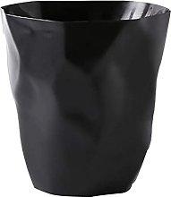 LYLSXY Trash Can,Modern Plastic Dustbin, Elegant