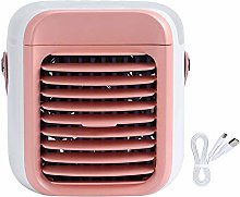 LYLSXY USB Fans Abs Humidifier Handheld Air Cooler