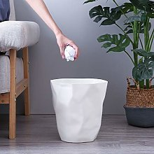 LYLSXY Waste Bin,Simple Trash Can Home Living Room