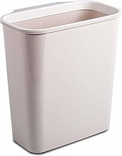 LYLSXY Waste Bin,Trash Can, Without Cover Home