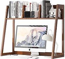 LYLY Creative Office Desktop Bookshelf Desk