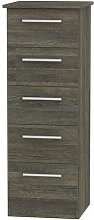 Lyman 5 Drawer Chest Marlow Home Co.