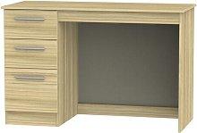 Lyman Desk Marlow Home Co. Colour: Cocobolo