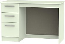 Lyman Desk Marlow Home Co. Colour: Vanilla