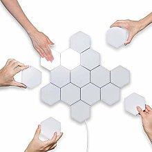 LYMHGHJ LED Lamp Honeycomb Decorative Lamp,Modular