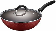 LYMUP Cooking Pot Induction Cooker Wok Non-Stick