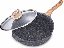 LYMUP Household With Lid Flat Bottom Non-stick
