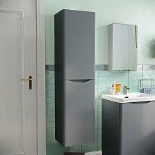 Lyndon Bathroom Wall Hung Tall Storage Cabinet