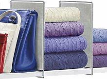 Lynk Vela Shelf Dividers - Closet Shelf Organizer