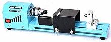 lynn Mini Motorized Lathe Machine 12-24V 150W