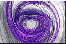 Lynxart - Sing - New black grey purple mauve