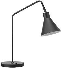 Lyon 55cm Desk Lamp Its About RoMi Finish: Black