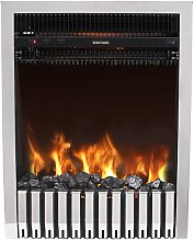 Lyon - LED Electric Fireplace Insert or Free