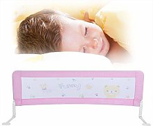 lyrlody Bed Rail,Folding Toddler Safety Bed Guard