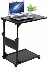 lyrlody Laptop Desk,Adjustable Height and Angle