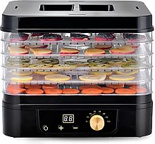 LYRONG Food Dehydrator Machine, Electric Food