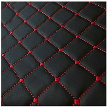LYRWISHMJ Faux Leather Quilted Faux Leather