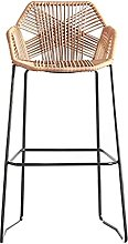 LYRWISHPB Chair Bar Cafe Restaurant Chair