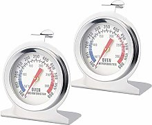 LYTIVAGEN 2 PCS Kitchen Oven Thermometer,