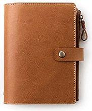 LYUN notebooks PU Leather Notebook Binder