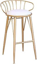 LYXCM Modern Bar Stools, Height Barstools with