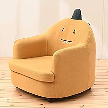 LYXJY Single sofa cartoon chair back chair reading