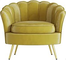 LYXJY Single sofa chair bedroom small sofa leisure