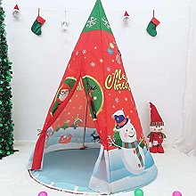 LYYAN Child 2020 Christmas Conical Palace Castle