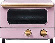 LYYJIAJU Kitchen Mini Toaster Oven 8L Baking