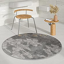 LYYYT-DT Nordic Extra Large Area Rug for