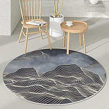 LYYYT-DT Nordic Extra Large Area Rug Large Area