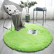 LYYYT-DT Round Area Rugs for Living Room Rug