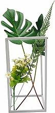LZDseller01 Wedding Flower Vase Metal Column