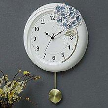 LZQBD Alarm Clocks,Clock Non Ticking Silent