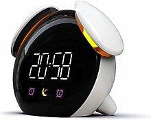 LZQBD Alarm Clocks,Intelligent Colorful Alarm