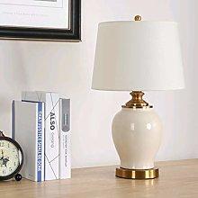 LZQBD Desk Lamps,Ceramic Table Lamp - Modern New