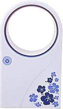 LZQBD Fans,Mini Air Conditioner Bladeless Electric