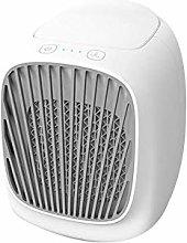 LZQBD Fans,Mini Air Conditioner Fan USB Air Cooler