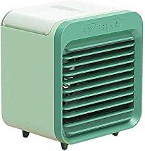 LZQBD Fans,Portable Air Cooler Personal Mini Air