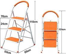 LZQBD Ladders,Household Ladder Folding Thickened