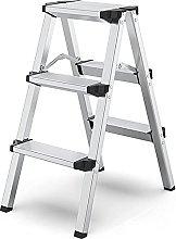 LZQBD Step Stools,Aluminum Alloy Multi-Purpose