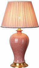 LZQBD Table Lamps,Desk Lamp Ceramic Table Lamp