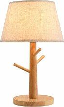LZQBD Table Lamps,Desk Lamp Table Lamp, Wooden