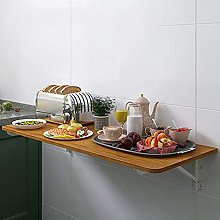 LZQBD Tables,Folding Table Fixed Wall-Mounted