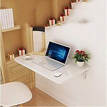 LZQBD Tables,Folding Table Wall-Mounted Fixed