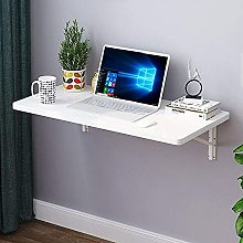 LZQBD Tables,Folding Table Wall Wall-Mounted Small