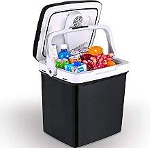 LZXH Car Refrigerator 26L Cooler Box Mini Fridge