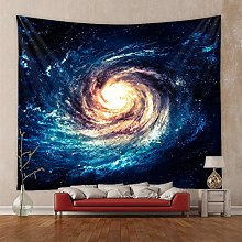 LZYMLG Starry Universe And Milky Way Tapestry